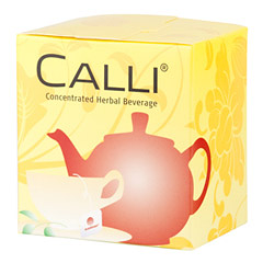 Calli Tea Mint 10 Bags (0.08 oz./2.5 g each bag)