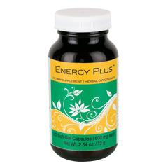 Energy Plus® 120 Soft-Gel Caps  (600 mg each capsule)