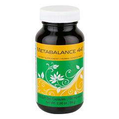 Metabalance 44? 120 Soft-Gel Capsules  (700 mg each capsule)