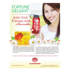 Fortune Delight® Business Pack