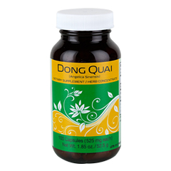 Dong Quai 100 Capsules  (525 mg each capsule)