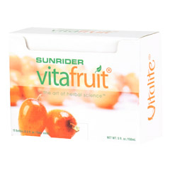 Sunrider VitaFruit® 10 Bottles (0.5 fl. oz./15 mL each bottle)