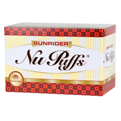 NuPuffs® Cocoa 6 Bags (2 oz./56 g each bag)