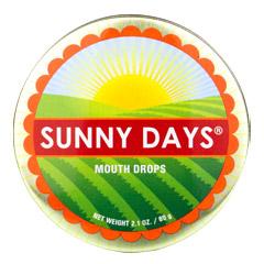 Sunny Days® – 6 Tins