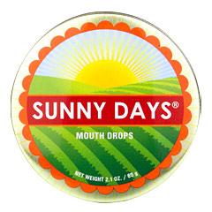 Sunny Days? - 6 Tins