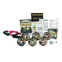 Fitness Brigade® Exercise System – English