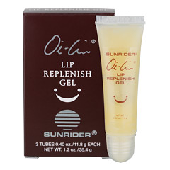 Oi-Lin? Lip Replenish Gel Fruit Flavor 3 Tubes  (0.5 oz./15 g each tube)