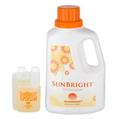 SunBright® SuperClean™ Household by Sunrider® - Trial Size Net Wt. 4.6 fl. oz./1890 mL