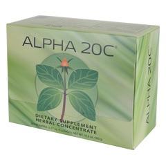 Sunrider® Alpha 20C® 60 Packs - Powder (0.17 oz./5 g each bag)