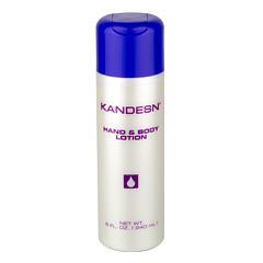 Kandesn® Hand & Body Lotion by Sunrider® - Net Wt. 8 fl. oz./240 mL
