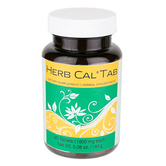 Sunrider® Herb Cal® Tab 90 Tablets (1600 mg each tablet)