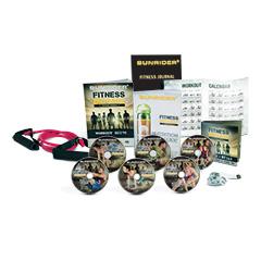 Sunrider® Fitness Brigade® Exercise System – English
