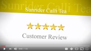 Sunrder Calli Tea Review