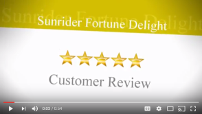 Sunrider Fortune Delight Review